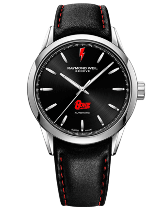 David Bowie | RAYMOND WEIL Freelancer Luxury Swiss Watch