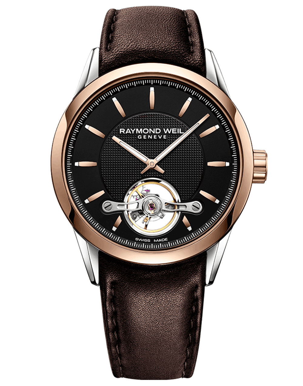 RAYMOND WEIL Freelancer Luxury Swiss Watch