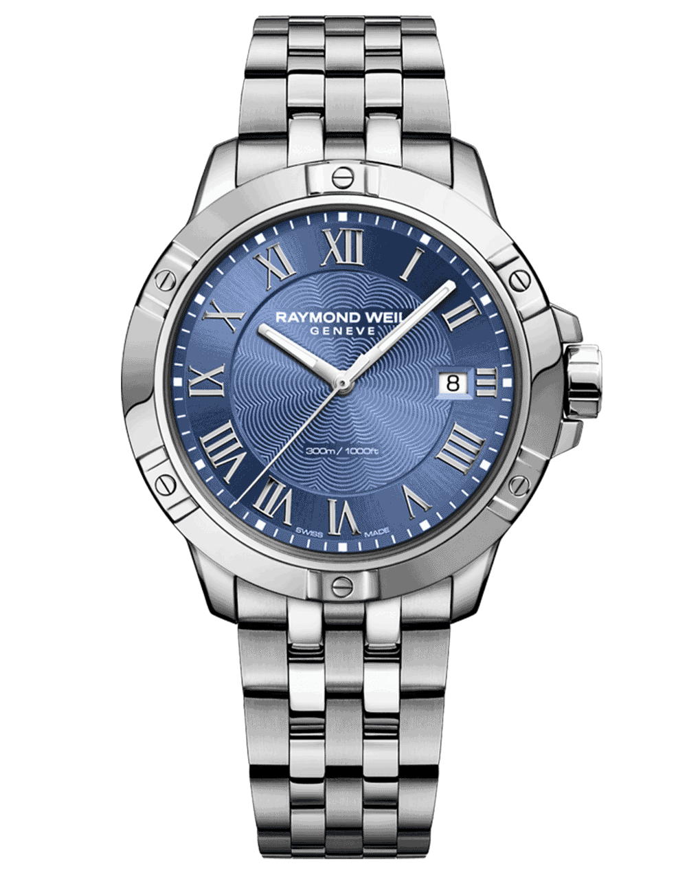 RAYMOND WEIL Geneve Tango Luxury Watch