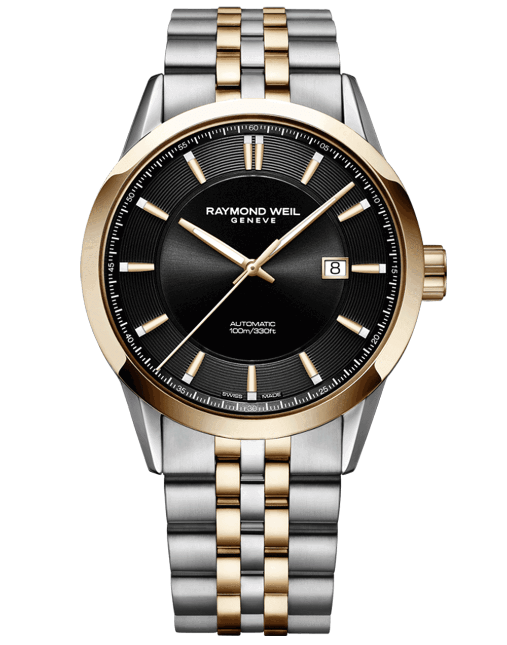 Freelancer Classic Men's Rose Gold Automatic Watch