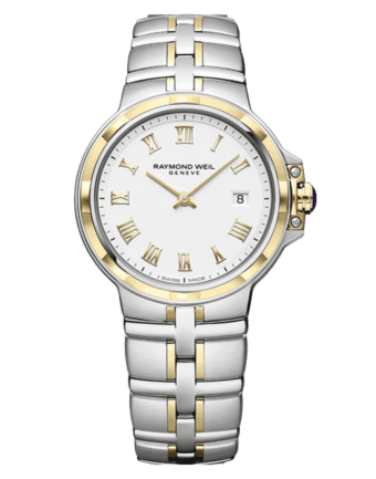 RAYMOND WEIL Geneve Two tone Ladies Luxury Watch