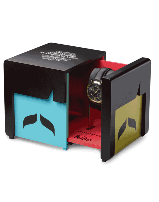RAYMOND WEIL Maestro Beatles Watch Packaging