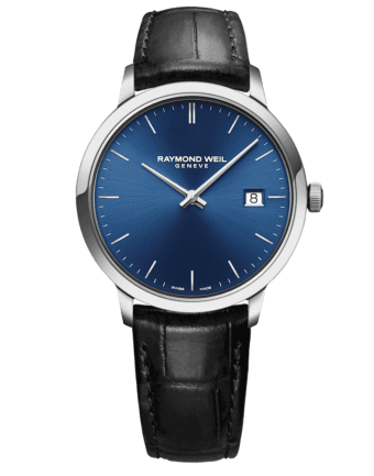 RAYMOND WEIL Geneve Toccata Blue Dial Men's Luxury Watch